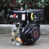 Двигатель дизеля одиночного цилиндра структуры цены по прейскуранту завода-изготовителя BS186f 406cc 10HP Ohv зубробизона (Китая) Air-Cooled