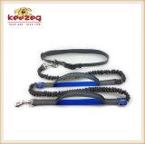 Coleira ajustável e Cinto de segurança/Mãos reflexivo Free Running Dog Leash (KC0088)