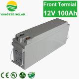 12V Batterij van de Straatlantaarn van de 100ah de Diepe Cyclus Zonne