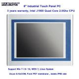Корпорация Intel J1900 Quad Core 8 дюйма промышленного ПК сенсорной панели