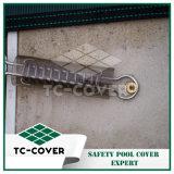 Kundenspezifischer Größen-Sicherheits-Winter-Pool-Deckel für BADEKURORT