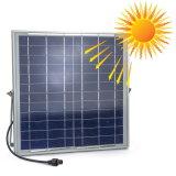 20W indicatore luminoso di via solare di controllo automatico del comitato alimentato LED