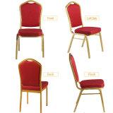 Штабелировать алюминиевый стул банкета венчания мебели гостиницы