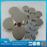 Super Disco de alta calidad permanentes de neodimio imán sinterizado