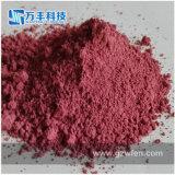 Pó de polir vermelho da Terra Rare com D50 1.0 Micron