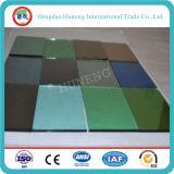 4-8mm azul oscuro/Verde oscuro o bronce/Gris /Ford azul/verde claro/borrar/vidrio flotado cristal tintado con ISO