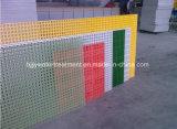 Rejillas de fibra de vidrio/rejilla GRP FRP/rejilla moldeada personalizado
