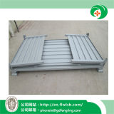 Recipiente de armazenamento personalizado do metal para o transporte com Ce (FL-199)