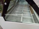 Carrello del gelato di G2o Hangzhou/vetrina di Gelato con le azione