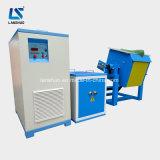 Печь золота индукции технологии IGBT плавя, плавя машина