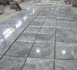 Opgepoetste Natuurlijke Stenen, de Zilveren Tegels van /Silver van de Adelaar Grijze Marmeren voor Keuken/Zaal