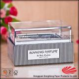 Rectángulo de lujo actualizado de fabricación de la botella de perfume de Emptycardboard