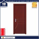 Custom Wood Design Exterior de vidro interior das portas de madeira sólida