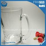 Чашка 360ml стекла пива высокой ранга бессвинцовая прозрачная