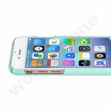 iPhone 7のためのホールダーが付いている方法Wiredrawingのプラスチックケース