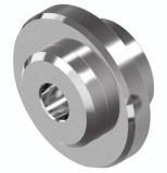 La machine en aluminium/métal en acier inoxydable auto Pièces d'usinage CNC