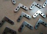 Edelstahl-Ecken für Aluminiumwindows und Möbel