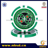 11,5g Sticker Poker Chip com autocolantes disponíveis (SY-D17C-1)