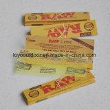 처리되지 않는 110mm 고전적인 담배 종이 뭉치 담배 종이