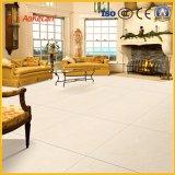 azulejo de suelo Polished esmaltado copia de mármol de 600X600m m para la sala de estar