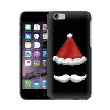 кнопка iPhone 6 добавочная на случае снеговика с Рождеством Христовым крышки
