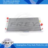Accesorios de coche del depósito de agua del radiador del sistema de refrigeración 17117562586 para F01 F02 F10 F18 Radiador de Aluminio Auto Parts