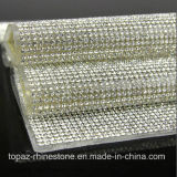 접착제 도매 (TP-040 3mm)를 가진 최신 고침 수정같은 장이 유리 구슬에 의하여 시트를 깐다