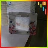 Доска 0.55 плотностей белая и цветастая PVC пены для знаков