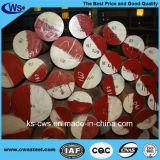 Barra rotonda d'acciaio della muffa del lavoro in ambienti caldi di GB 4Cr5MoSiV1