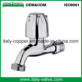 Grifo del lavabo de la calidad del Ce/golpecito de pulido de cobre amarillo (AV2063)