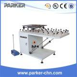 Pressa piana verticale di CNC che isola la linea di produzione di vetro del doppio vetrario della macchina
