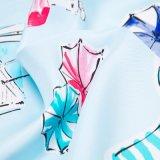 女性のための卸し売り新しいデザインデジタルによって印刷される絹のスカーフ