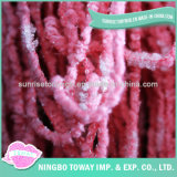 Filato fantasia lavorato a maglia ad alta resistenza del cotone delle lane della sciarpa