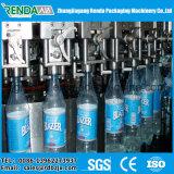 Automática carbonatada con gas embotellado de bebidas de Máquinas de llenado