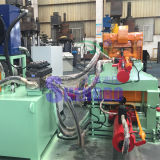 Caixa de aparas de sucata de ferro Cat Máquina de enfardamento
