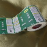 Printed Paper Self Adhesive Sticker and Label Printing