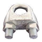 Clip galvanizzate della fune metallica del TUFFO caldo