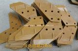 Doosan Daewoo Dh130 Gussteil-Exkavator-Seiten-Scherblock 4holes