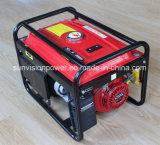 1.5kVA/1.5kw de Generator van de benzine, Draagbare Generator Petro