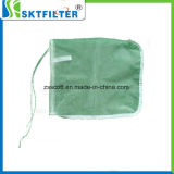 PPの物質的な鋼鉄リングの液体のフィルター・バッグ