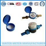 Medidor de água do fluxo de agregado familiar