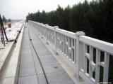 Frontière de sécurité en plastique de jardin de qualité, moulages de plastique pour la frontière de sécurité