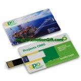Azionamento dell'istantaneo del USB della carta di credito
