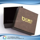 Reloj/joyería/regalo de lujo rectángulo de empaquetado de la visualización de madera/del papel (xc-hbj-022)