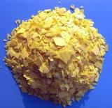 Usado no Hydrosulfide do sódio da indústria de couro lasc o minuto de 70%