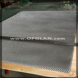 Maglia di titanio del diamante per il filtro da desalificazione