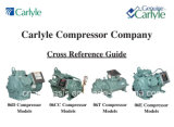 compressori di 06dr337 Carlyle (elemento portante) (10HP) per il condizionamento d'aria di temperatura insufficiente