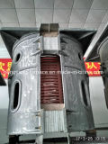 Температура плавления Температура плавления оборудования печи с алюминиевый корпус для металлической меди стали латуни (GW-5T)