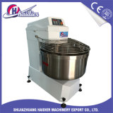 200 Kg Industrial máquina de mistura de farinha de velocidade dupla espiral misturador de massa de pão