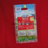 Мешок риса упаковки еды изготовленный на заказ печатание пластичный